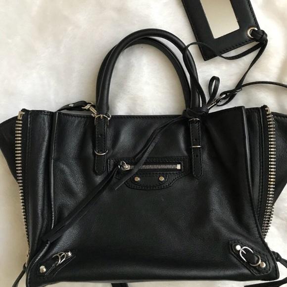 503cf3cbb14 Balenciaga Handbags - Balenciaga Papier A4 Mini Bag crossbody/top handle